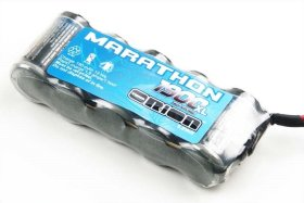 Аккумулятор Team Orion Marathon XL Receiver Pack Standard NiMh 6.0V 5S 1900 mAh - ORI12252