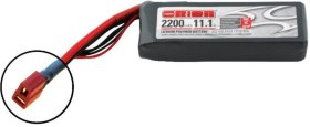 Аккумулятор Team Orion LiPo 11.1V 3S 50C 2200 mAh - ORI60157