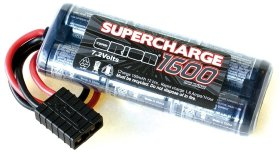 Аккумулятор Team Orion Supercharge NiMh 7.2V 6S 1600 mAh - ORI13002